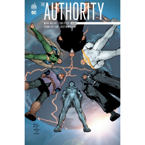 The Authority Tome 2 (VF)