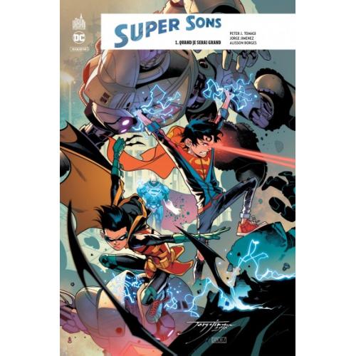 Super Sons Tome 1 (VF)