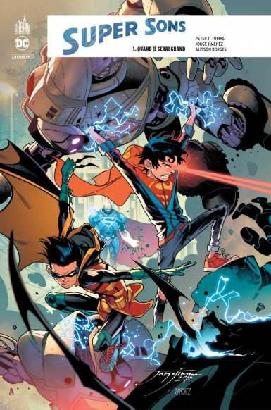 Super Sons Tome 1 (VF)