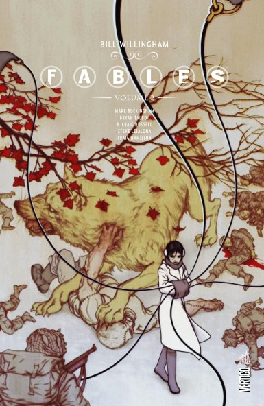 Fables Intégrale Tome 2 (VF)
