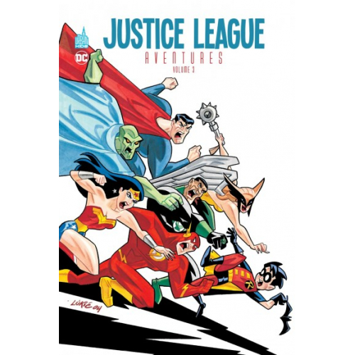 Justice League Aventures Tome 3 (VF)