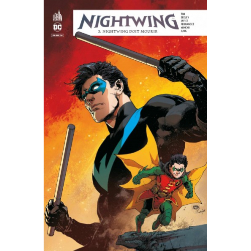 Nightwing Rebirth Tome 3 (VF)