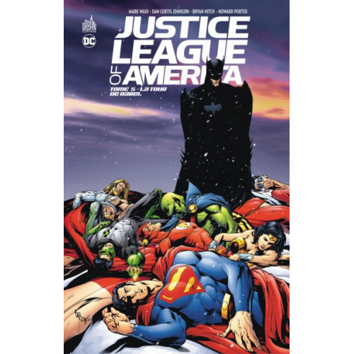 Justice League of America Tome 5 (VF)
