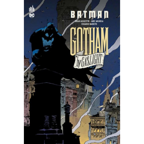 Batman Gotham by Gaslight + DVD (VF) Mike Mignola