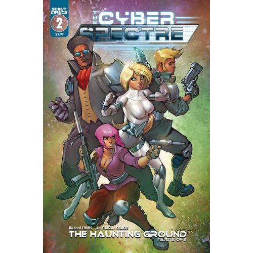 CYBER SPECTRE 2 (VO) Ale Garza