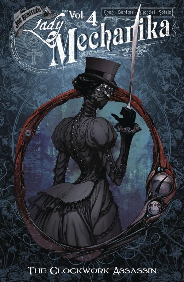 Lady Mechanika Volume 4 TPB : La Dama de la Muerte