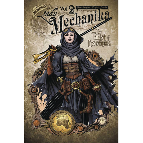 Lady Mechanika Oversized HC Vol 2 (VO)
