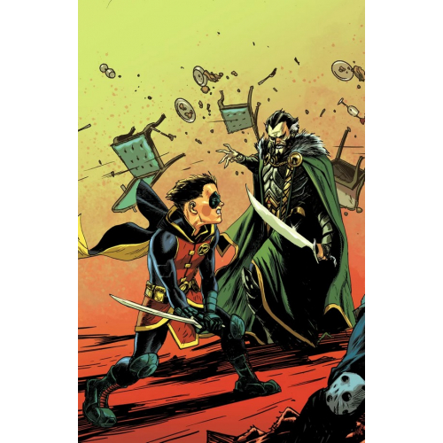 BATMAN: PRELUDE TO THE WEDDING — ROBIN VS. RA'S AL GHUL 1 (VO)