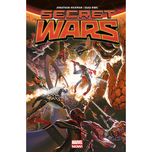 Secret Wars Marvel Now ! (VF)