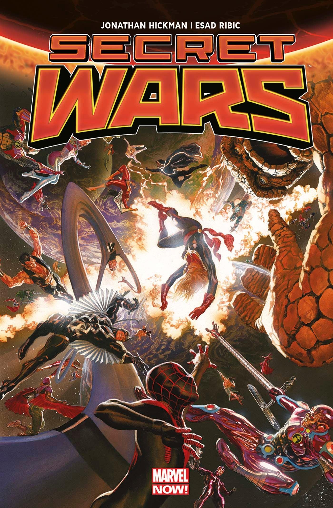 Secret Wars Marvel Now ! (VF)