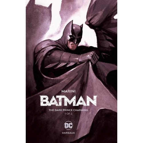 Batman : The Dark Prince Charming Book One HC - Enrico Marini (VO)