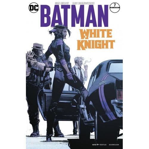 Batman : White Knight 7 Variant Edition - Sean Murphy (VO)