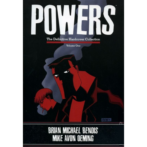 Powers The Definitive Collection Volume One (VO)