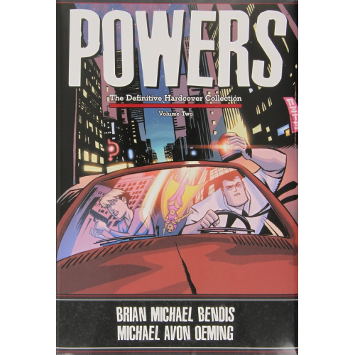 Powers The Definitive Collection Volume Two (VO)