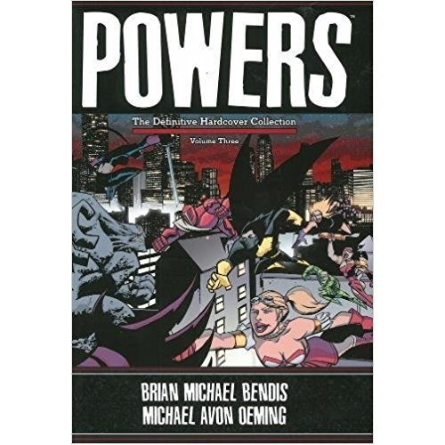Powers The Definitive Collection Volume Three (VO)