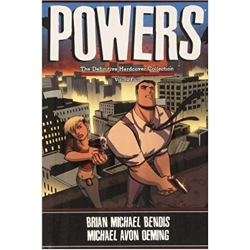 Powers The Definitive Collection Volume Four (VO)