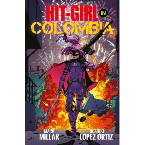 HIT-GIRL TP Vol. 1 (VO)