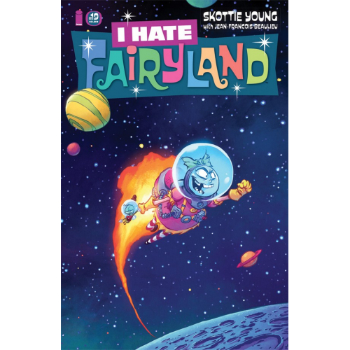I hate Fairyland 19 (VO)