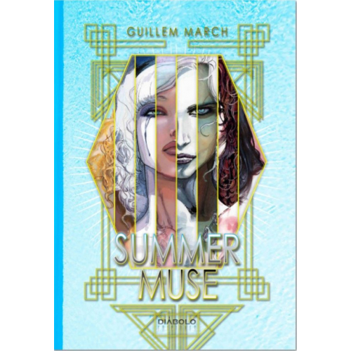 Summer Muse - Guillem March Artbook