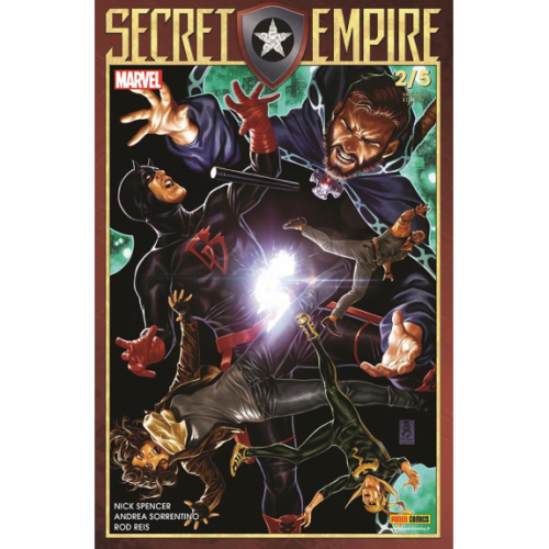 Secret Empire n°2 Édition Variante (VF)