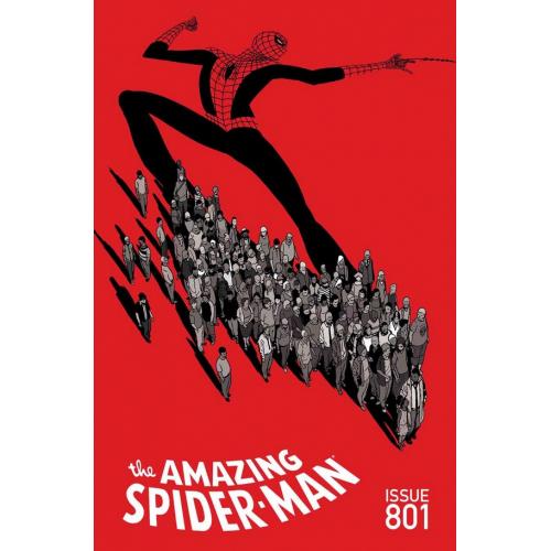 AMAZING SPIDER-MAN 801 (VO)