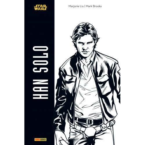 Star Wars - Han Solo (N&B) (VF)