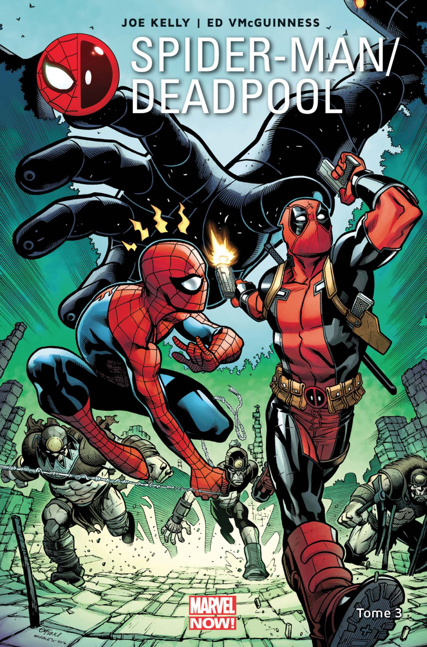 Spider-Man / Deadpool tome 3 (VF)