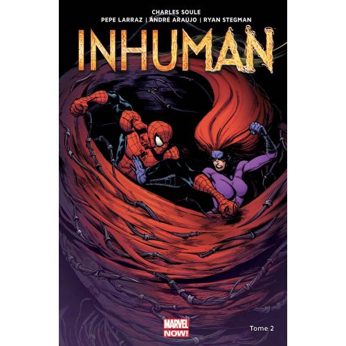Inhuman Tome 2 (VF)