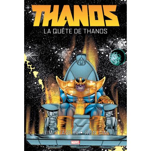 Thanos - La Quête de Thanos (VF)