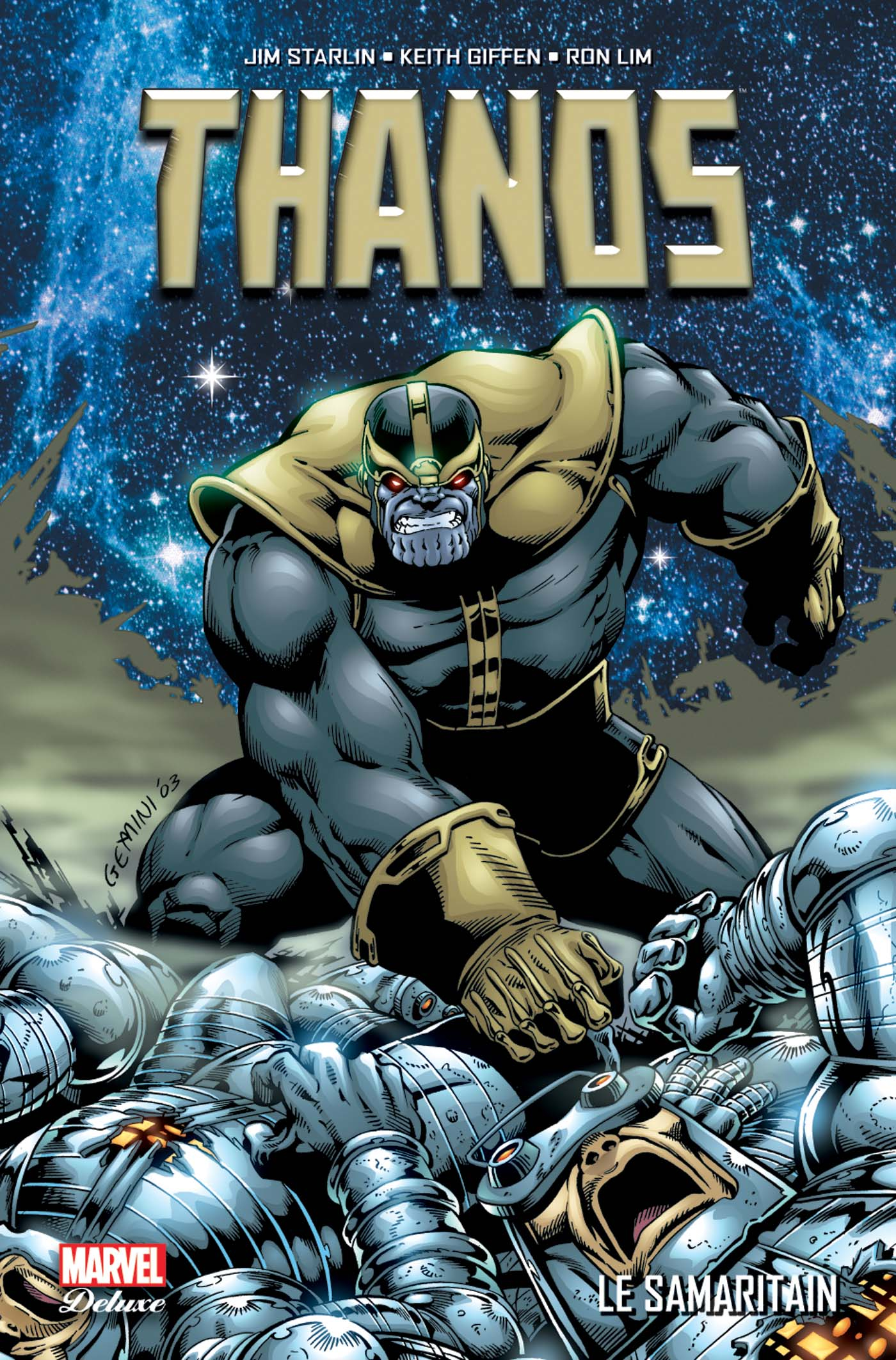 Thanos - Rédemption (VF)