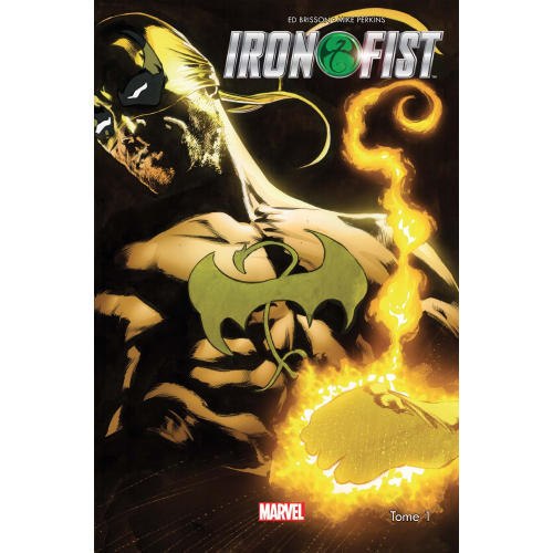 Iron Fist Tome 1 (VF)