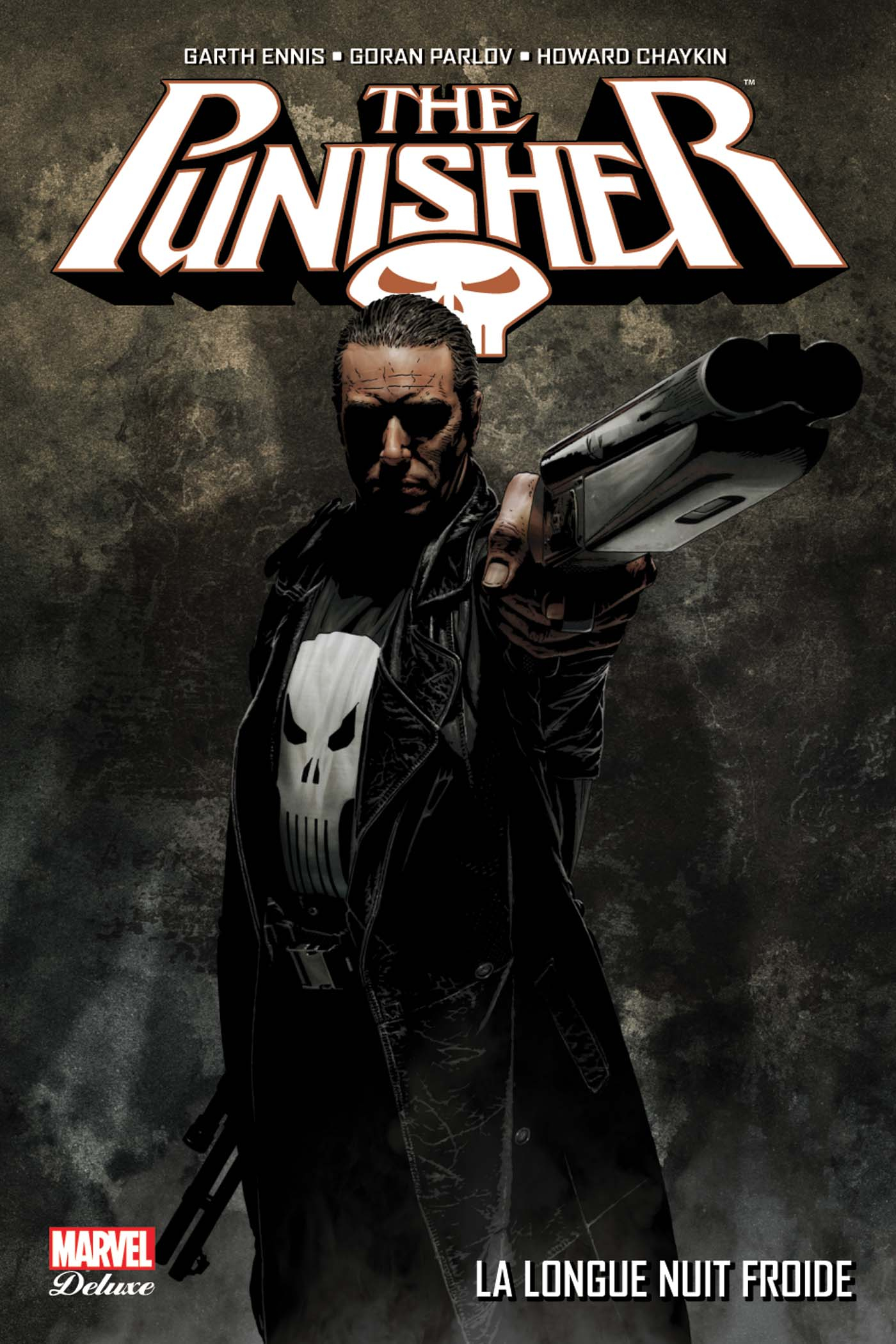 The Punisher Deluxe Tome 6 (VF)