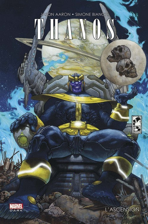 Thanos : L'ascension (VF)