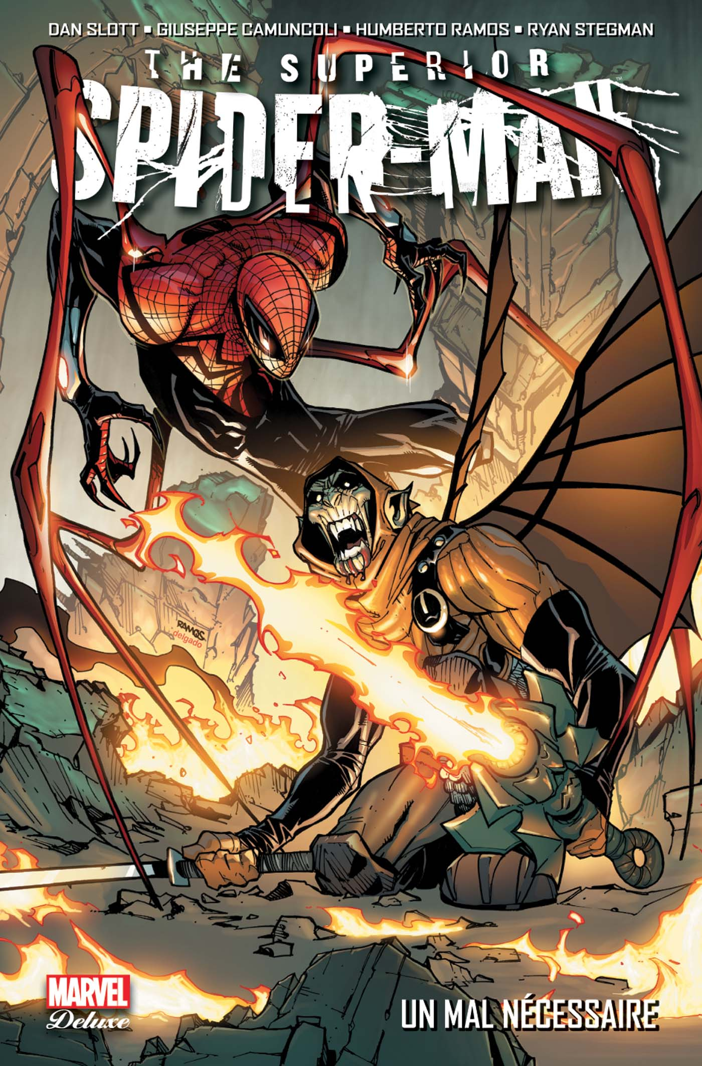 Superior Spider-Man Tome 2 Edition Deluxe (VF)