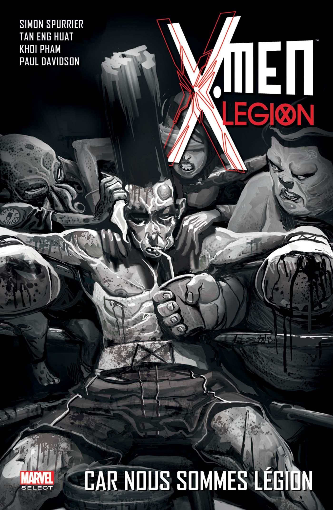 X-Men Legion Tome 2 (VF)