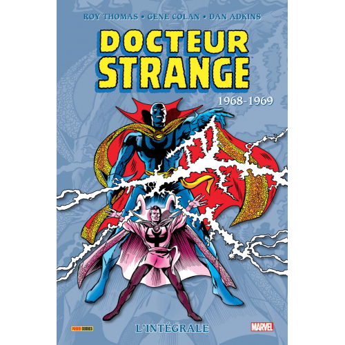 Docteur Strange - Intégrale 1968-1969 (VF)