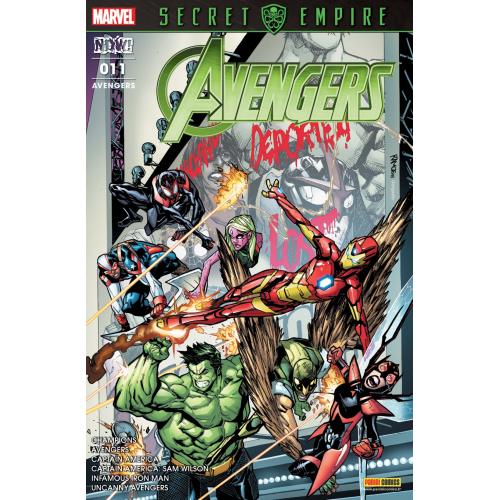 Avengers n°11 (VF)