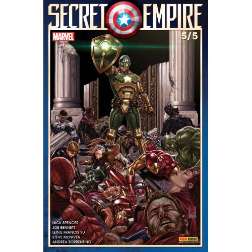 Secret Empire n°5 (VF)