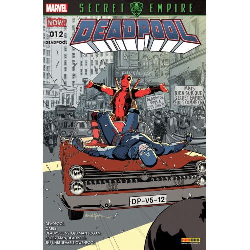 Deadpool nº12 (VF)