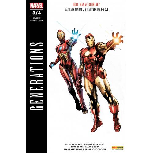 Marvel Generations n°3 (VF)