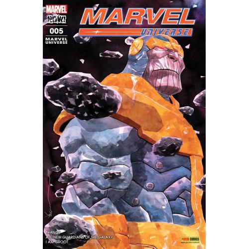 Marvel Universe n°5 (VF)