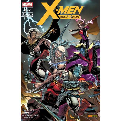 X-Men Resurrexion n°7 (VF)