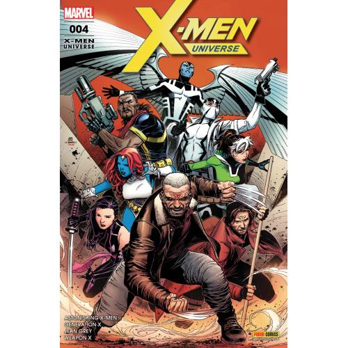 X-Men Universe n°4 (VF)