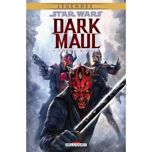 Star Wars - Dark Maul - Intégrale (VF)