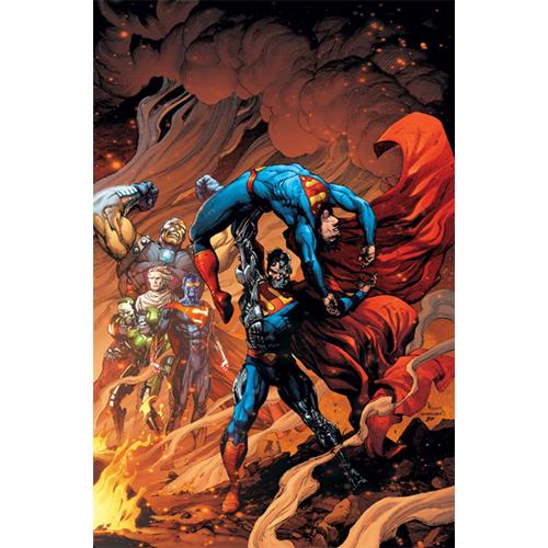 Justice League Rebirth n°13 (VF)