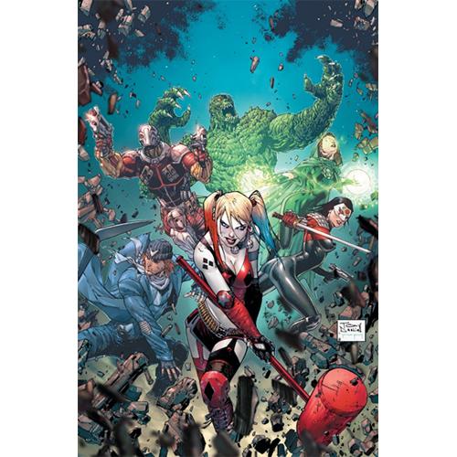 Suicide Squad Rebirth n°12 (VF)