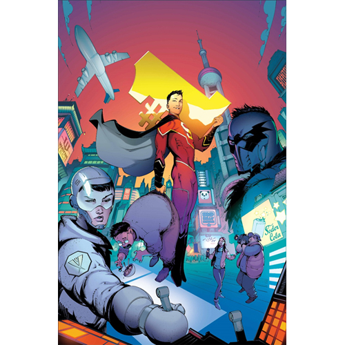 Justice League Récit Complet n°7 (VF)