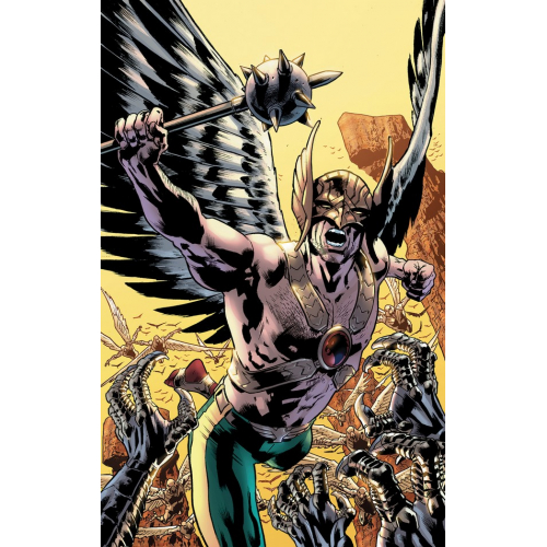 Hawkman 1 (VO)
