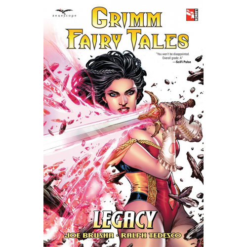 Grimm Fairy Tales Legacy TP Vol.1 (VO)