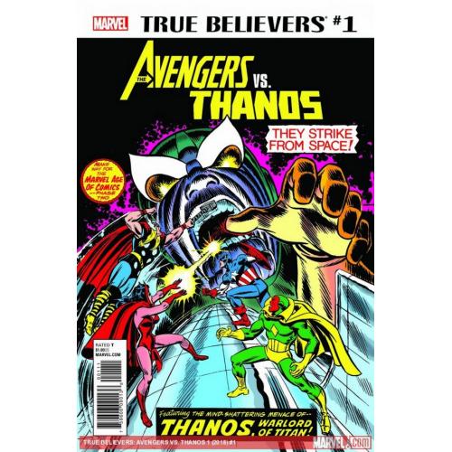 Avengers vs Thanos 1 (VO)
